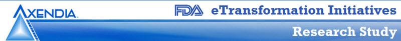 FDA eTransformation
